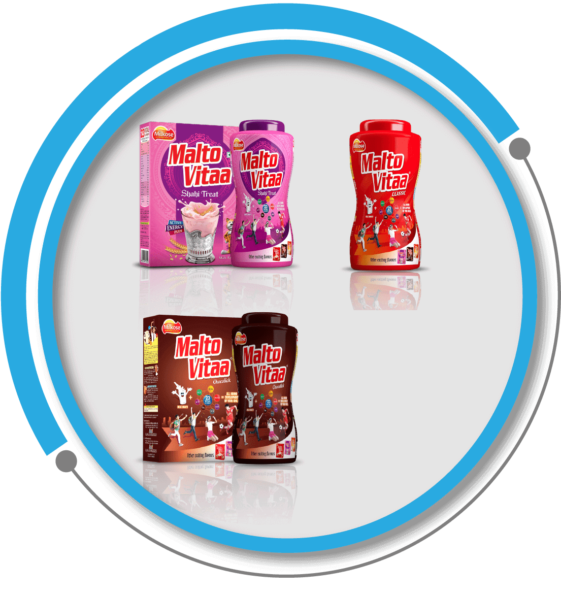 Malted Milk Foods, Extruded Cereal Products, Instant Noodles & Dairy Products Manufacturer