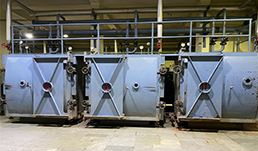 GMP Vacuum Tray Dryer Processing Food Manufacturing Companies in India