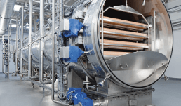 GMP Vacuum Band Dryer by Food Contract Manufacturing Companies in India