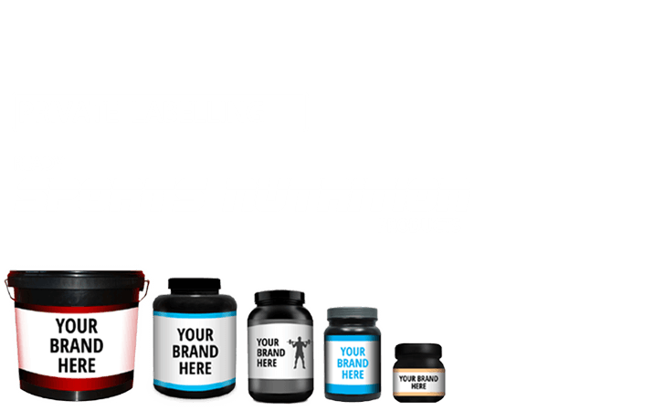 Private Label Sports Nutrition & Food Ingredients Manufacturers in India